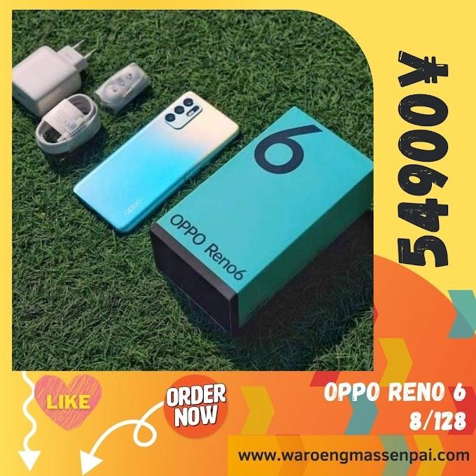OPPO RENO 6 | 8/128GB