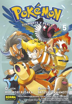 Pokémon de Hidenori Kusaka y Satoshi Yamamoto