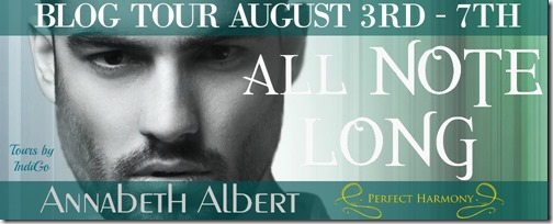 All Note Long Tour Banner