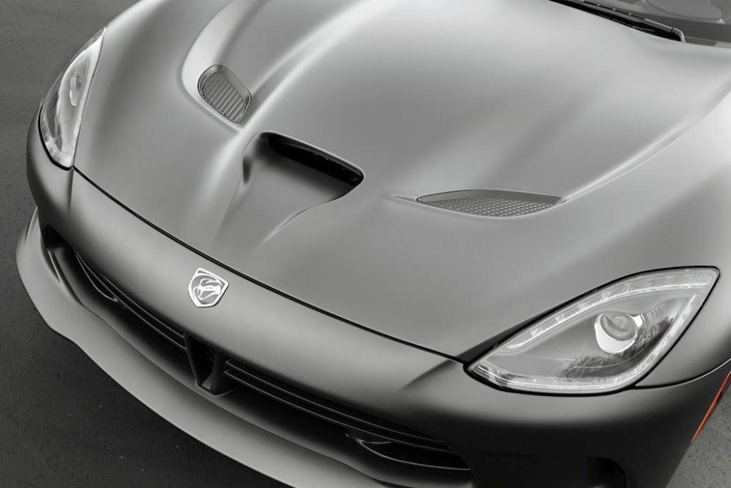 2014 SRT Viper GTS Anodized Carbon Special Edition 3