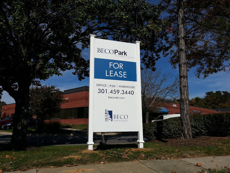 for lease sign beco park lanham