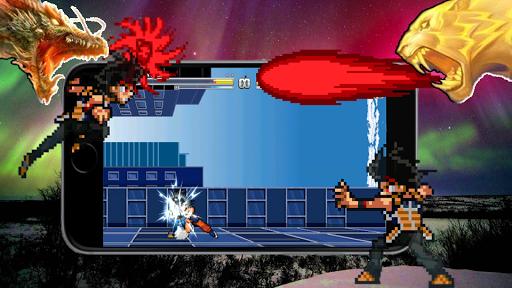 Super fighters - Legend Battle 1.2 screenshots 2
