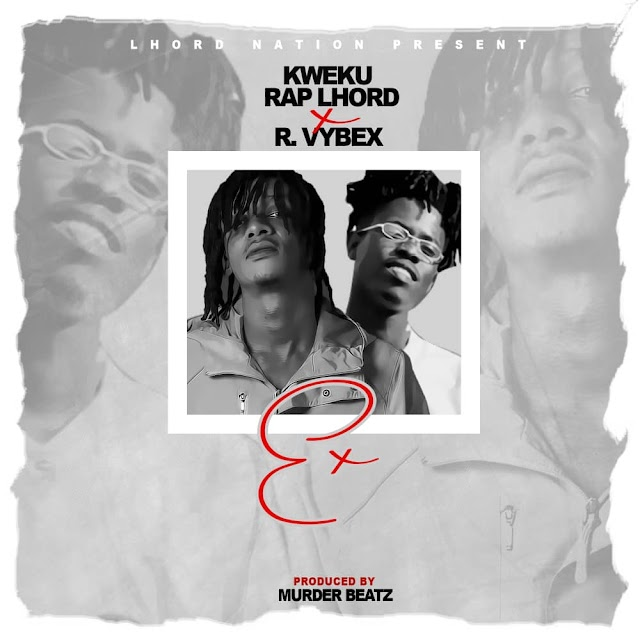 Kweku Rap-Lhord (Kwahu based Musician) Teams Up With R.Vybex - Bring Out Another anticipated hitz.