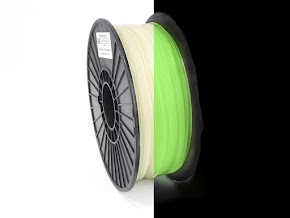 Glow in the Dark PRO Series PLA Filament - 3.00mm