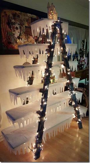 arboles de navidad con escalera buenanavidad (2)