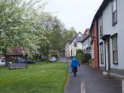 Hoxne village