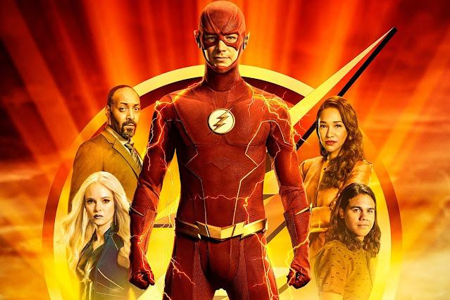 Todos os episódios de The Flash online grátis dublado e legendado
