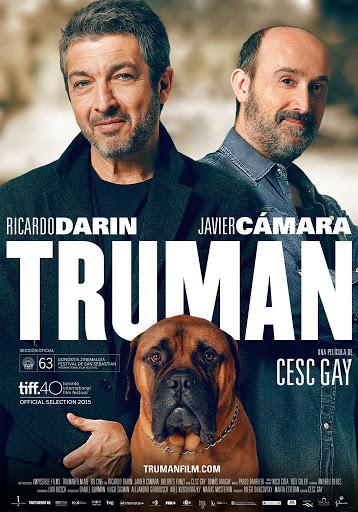 Truman Τρούμαν Poster