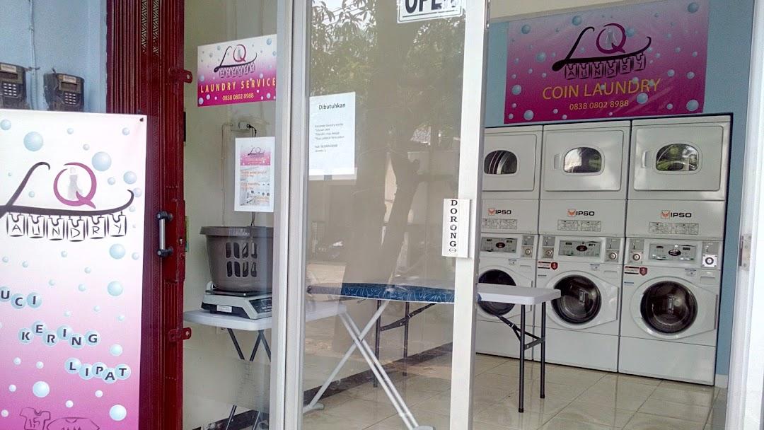 Coin Laundry Q Layanan Binatu