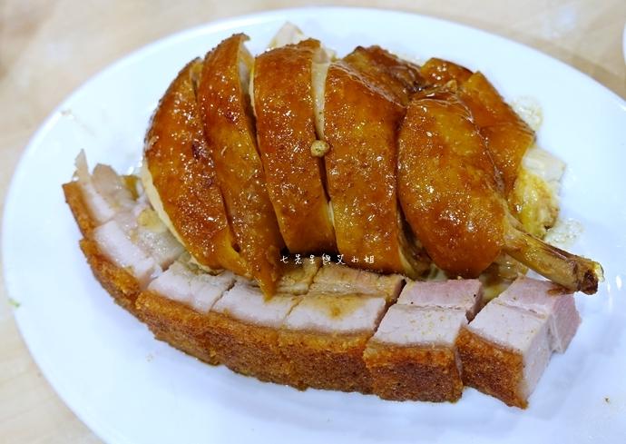 一樂燒鵝 ∣ 香港中環美食 (香港自助旅行) - 七先生與艾小姐