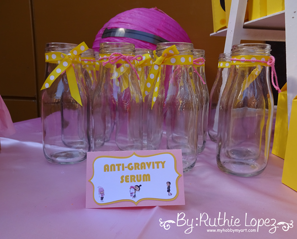 Minion Girl Birthday Party - Cakepops - SnapDragon Snippets - Ruthie Lopez - My Hobby My Art 6