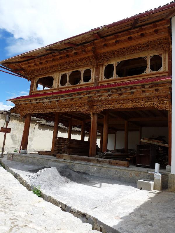 Chine. Yunnan.Shangri la Course hippique annuelle - P1250818.JPG