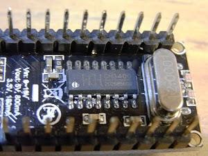 Arduino nanoとCH340