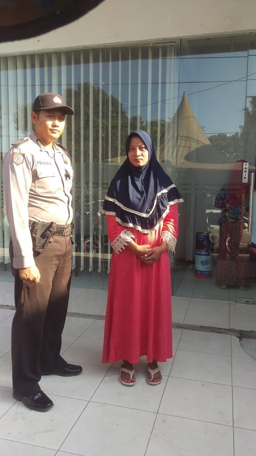 Patroli Dialogis Polsek Sepulu Memberikan Himbauan Kamtibmas