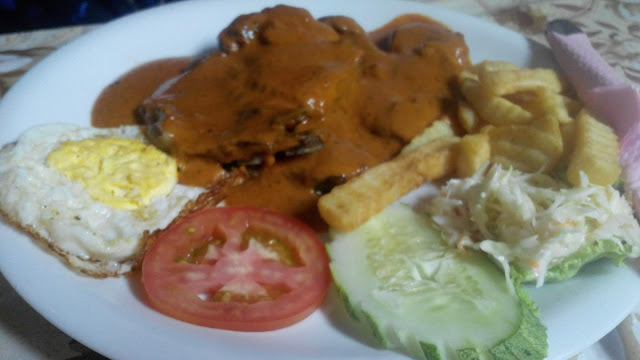 Lamb Chops Corner Kick Cafe Sungai Besar
