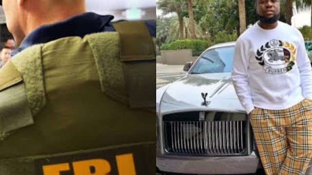 #HUSHPUPPI AND DUBAI POLICE: HushPuppi In Tears As FBI Released Video Of His Arrest
