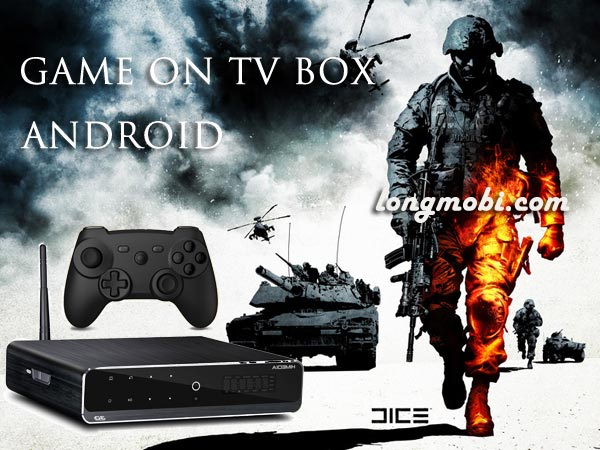 choi game tren tv box android