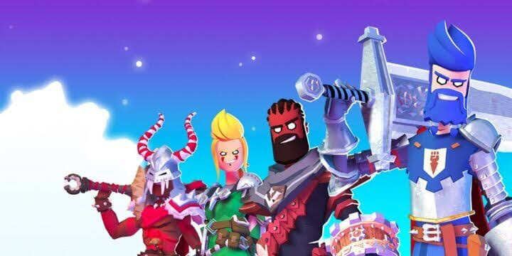 Knighthood الفروسية هي لعبة لعب أدوار متميزة على Google Play