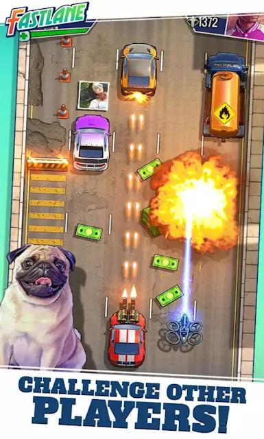 Fastlane: Road To Revenge / Yakında Android'de