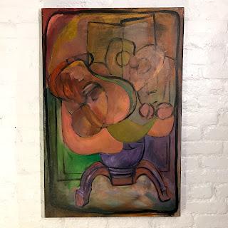 Amalia Brujis Signed Painting