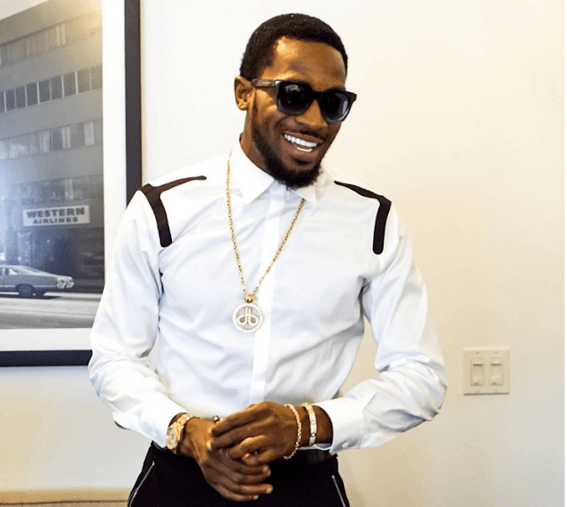 D'banj Rescues Female Fan From Been Sexually Assaulted