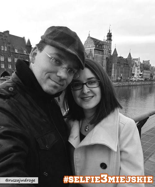 Kasia i Maciej Marczewscy - Selfie w Gdańsku