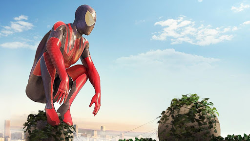 Amazing Strange Rope Police - Vice Spider Vegas 1.3.3 screenshots 1