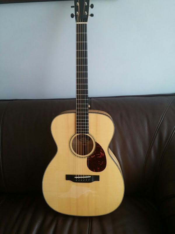 For Sale: SOLD!!!Collings OM1 German Top Maple side/back Deep Body ...