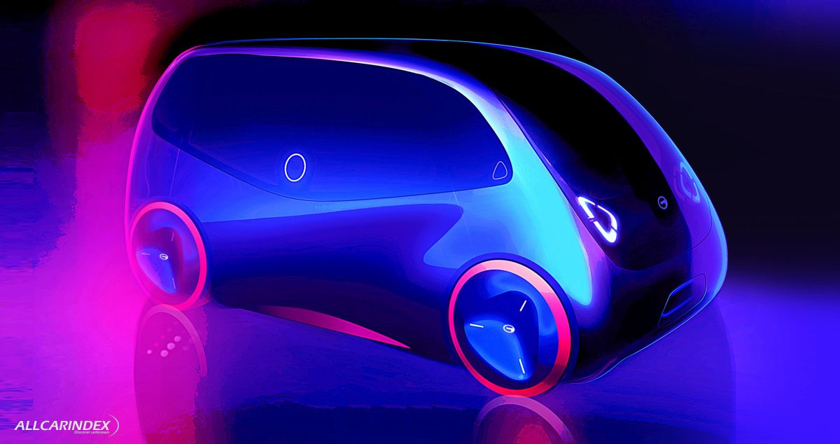 Car To Go >> GAC - iSpace Concept / 广汽iSPACE概念车