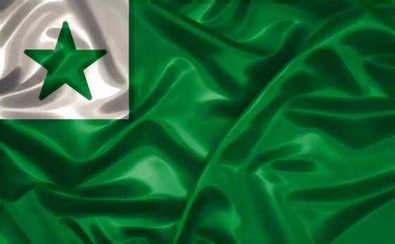 Bandera del esperanto