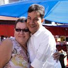 Prefeito Carlin Moura visitou a feira do bairro Amazonas