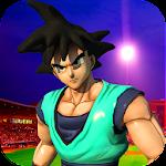 Fictional Goku Fidget Hero