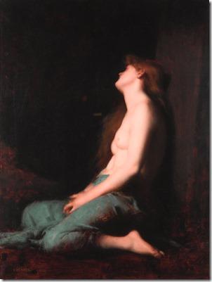 La Magdeleine, by Jean Jacques Henner