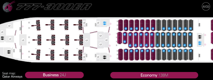 Boeing ER Seating QA Page FlyerTalk Forums - Japan airlines seat map 773