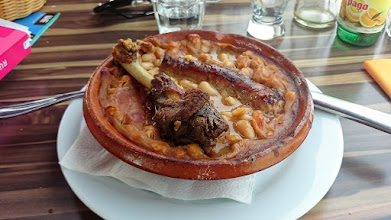 Photo: Cassoulet in Carcassonne