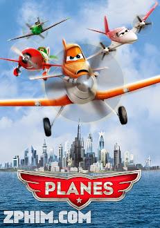 Thế Giới Máy Bay - Planes (2013) Poster