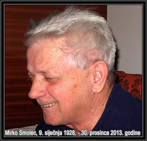 Moj tata Mirko Smolec