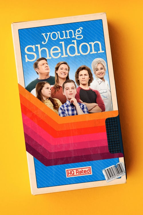 Download Young Sheldon (Season 1 – 4) S04E17 Added {English With Subtitles} 720p HEVC WeB-HD [180MB]