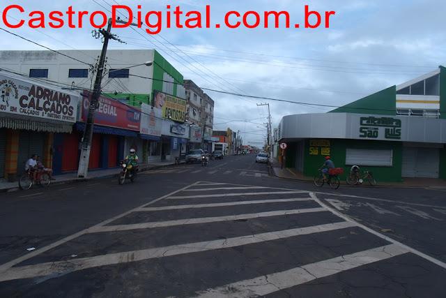 Rua Getúlio Vargas