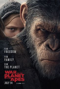 La guerra del planeta de los simios - War for the Planet of the Apes (2017)