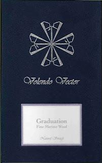 Volendor Vector - Graduation - € 500/-