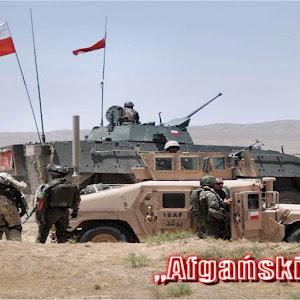 Afgański patrol