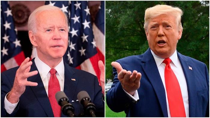 US election: Trump blocks Joe Biden's presidency transition