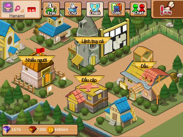 Soha Game công bố ảnh Việt hóa của Khoái Mã 7