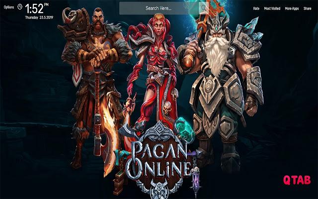 Pagan Online Wallpapers HD Theme
