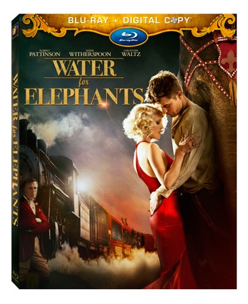 Giveaway: Water for Elephants by Sara Gruen — Book and DVD Bundle
