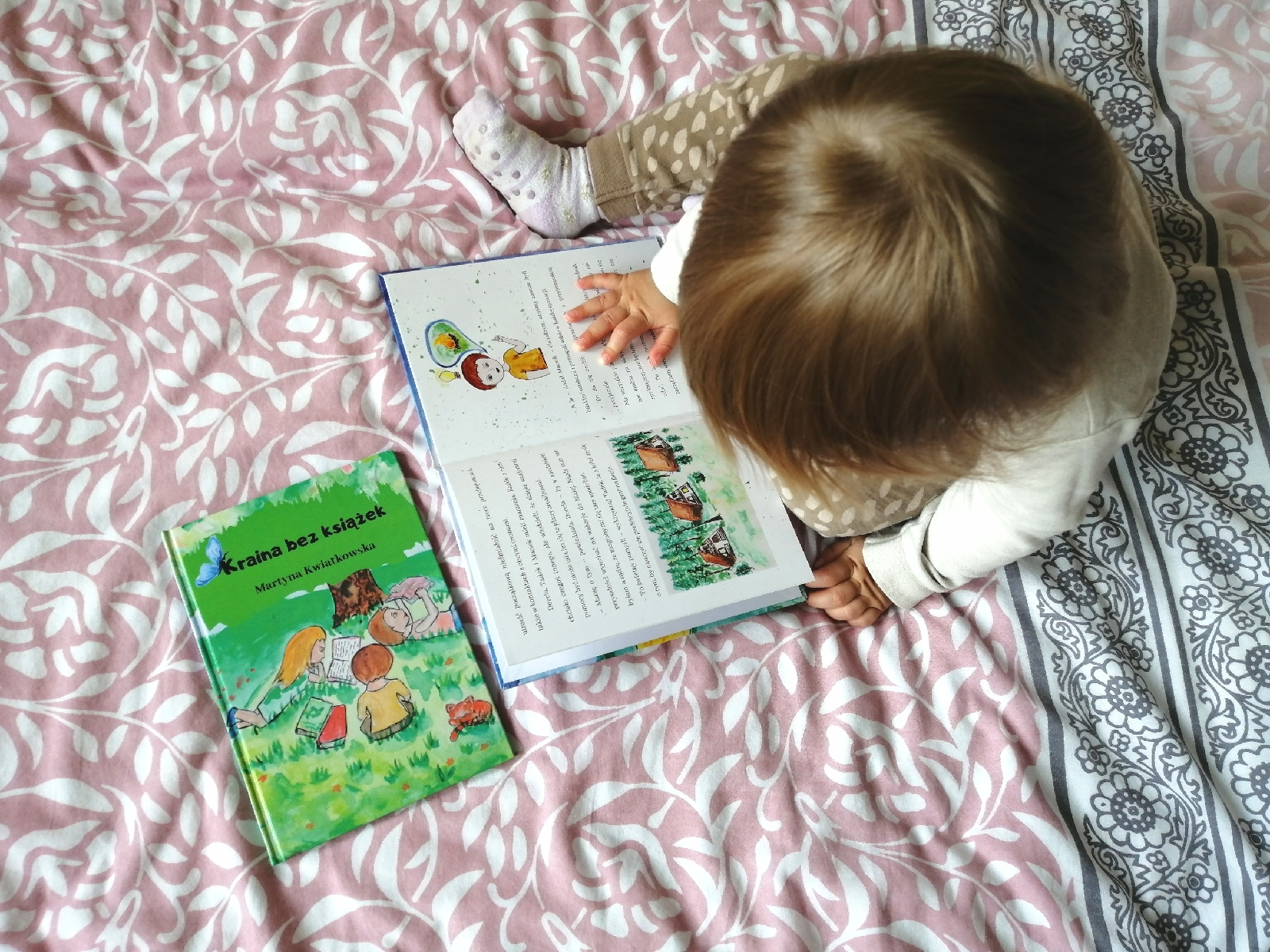 Dlaczego warto czytać dzieciom?