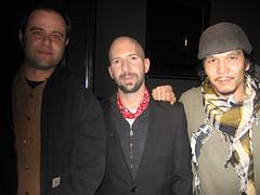 Pickup Artist Style Aka Neil Strauss With Friends, Neil Strauss