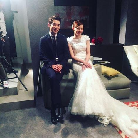 주상욱 차예련 결혼