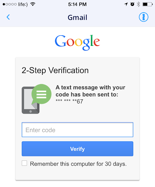 Best Method to enable 2-step verification in Google account and change password